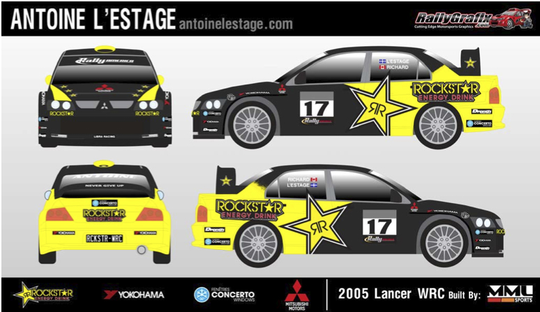 LEstage Livery